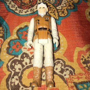 Star Wars 1979 Rebel Hoth Soldier Pale Face